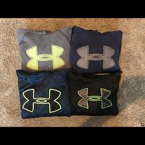 Boys Under Armour Sweatshirts